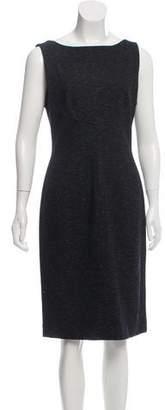 Diane von Furstenberg Dorothea Wool-Blend Dress