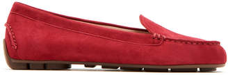 Taryn Rose Kacey Suede Driving Moccasin