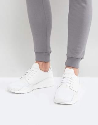 Le Coq Sportif Pure Lea Sport Sneakers In White 1720550