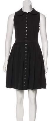 Michael Kors Sleeveless Pleated Dress w/ Tags