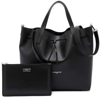 Lancaster Paris Pur Smooth Leather Shoulder Bag