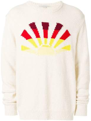 Stella McCartney embroidered sweater