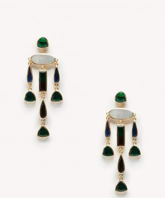 Sole Society Statement Chandelier Earrings
