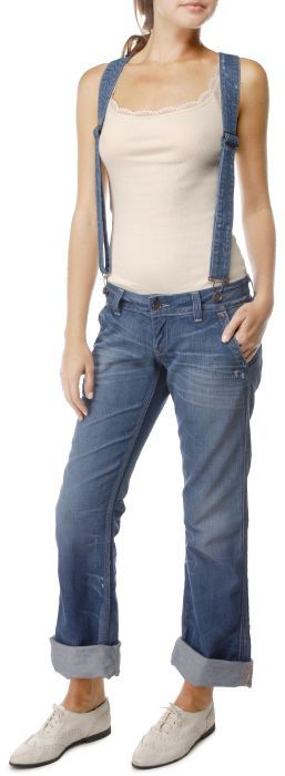 Legend Denim Overall