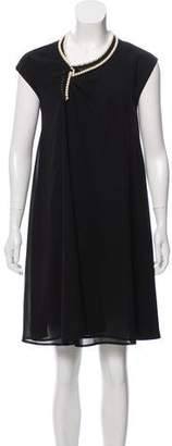 Junya Watanabe Embellished Knee-Length Dress