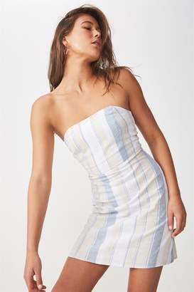 Supre Strapless Mini Dress