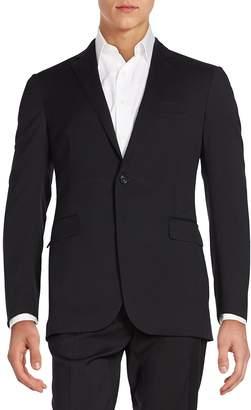 Ralph Lauren Men's Regular-Fit Wool Serge Sportcoat