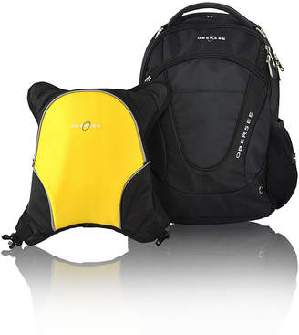 OBERSEE Obersee Oslo Diaper Backpack with Detachable Bottle Cooler