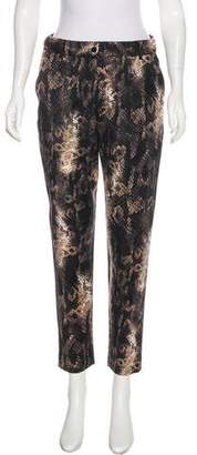 Yigal Azrouel High-Rise Printed Pants