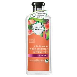 Herbal Essences Bio:Renew Naked Volume White Grapefruit & Mosa Mint Shampoo 400 mL