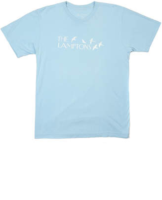 Blue & Cream Blue&Cream Lamptons Crewneck Tee