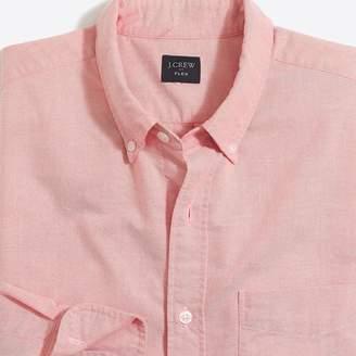 J.Crew Factory Slim flex oxford shirt