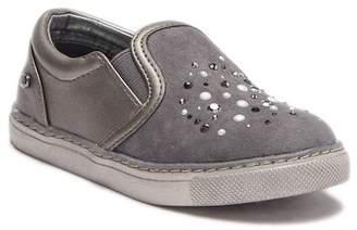 Naturino Express Perla Studded Slip-On Sneaker (Toddler, Little Kid, & Big Kid)