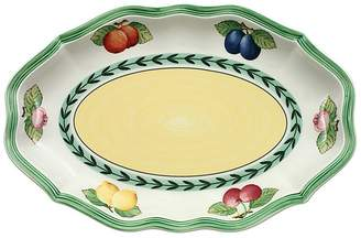 "Villeroy & Boch French Garden"" Pickle Dish"