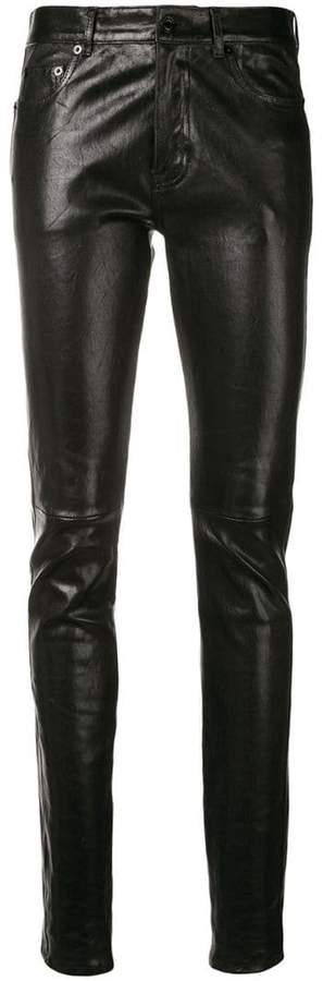 Saint Laurent skinny trousers