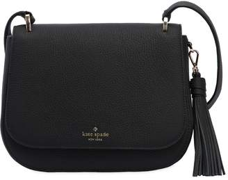 Kate Spade Tressa Grained Leather Shoulder Bag