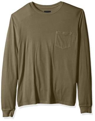 RVCA Men's PTC Pigment Long Sleeve Shirt