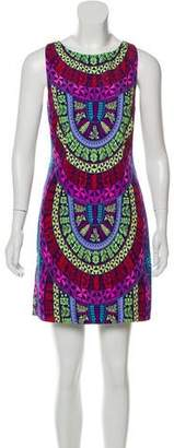 Mara Hoffman Printed Mini Dress