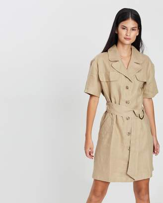 Finn Shirt Dress
