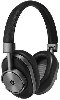 Master & Dynamic MW60 Wireless Over-Ear Headphones, Black/Gunmetal
