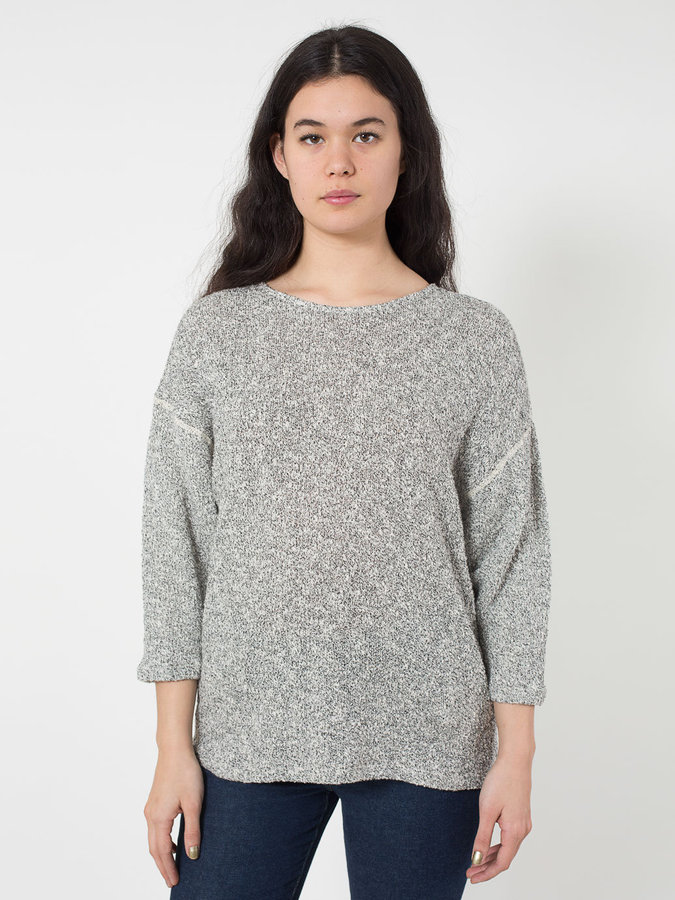 American Apparel Easy Sweater
