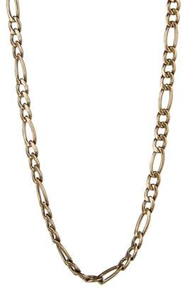 März Vintage Stainless Steel Chain Necklace