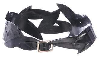 Roger Vivier Leather Waist Belt