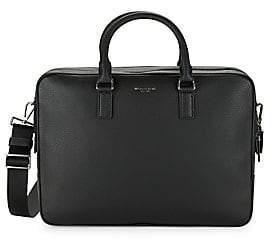 Michael Kors Men's Bryant Leather Briefcase
