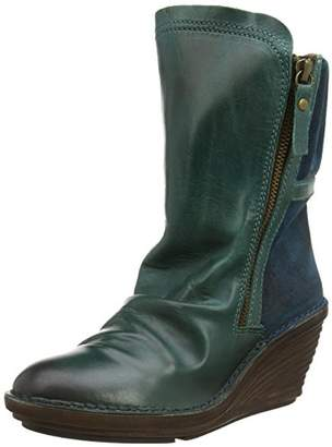 Fly London Simi, Women's Slouch Boots