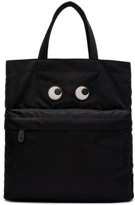 Anya Hindmarch Black Eyes Tote