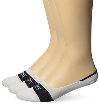 Sperry Men's 3 Pack Signature Invisible Liner Socks