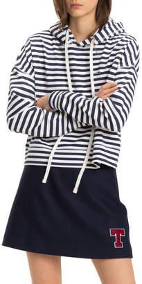 Tommy Jeans Tjw Stripe Hoodie DW0DW05105002