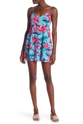 Show Me Your Mumu Winona Floral Mini Dress