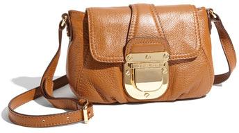 MICHAEL Michael Kors 'Charlton' Crossbody Bag, Small Luggage