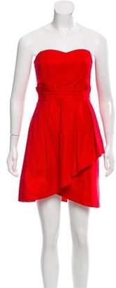 ALICE by Temperley Strapless Mini Dress