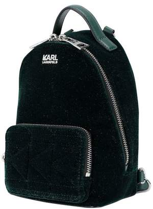 Karl Lagerfeld x KAIA Backpacks & Bum bags