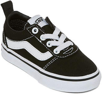 6639cccf2fd52e Vans Ward Unisex Skate Shoes Slip-on - Toddler