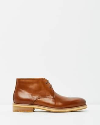 Johnson Leather Chukka Boots
