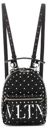 Valentino VLTN Rockstud Spike Mini leather backpack