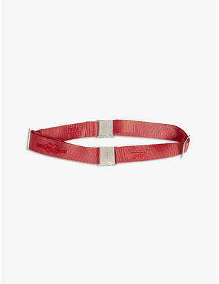 A-Cold-Wall* Industrial webbing strap belt