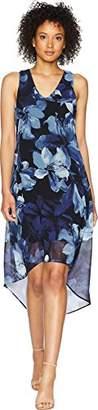 Karen Kane Women's HI-LO Hem Dress