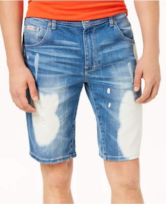 Armani Exchange Men's 5-Pocket Denim Stretch Shorts