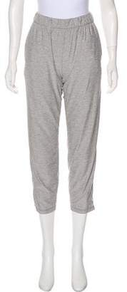 Outdoor Voices Mid-Rise Straight-Leg Athletic Pant