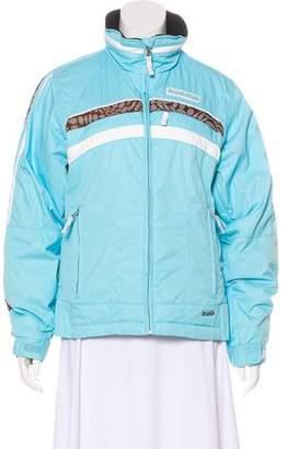 Spyder Padded Athletic Jacket