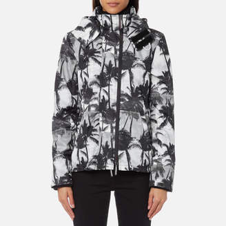 Superdry Women's Black Edition Windcheater Jacket