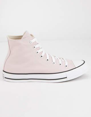 Converse Chuck Taylor All Star Seasonal Color Barley Rose Womens High Top Shoes