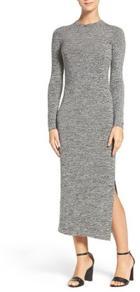 Women's French Connection Sweater Maxi Dress $128 thestylecure.com