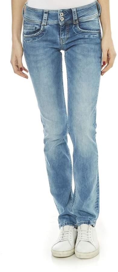 Pepe Jeans London Gen - Jeans mit Slimcut - jeansblau