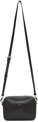 Versace Black Medusa Camera Bag $950 thestylecure.com