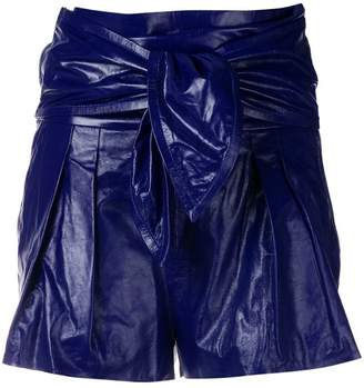 IRO paperbag shorts